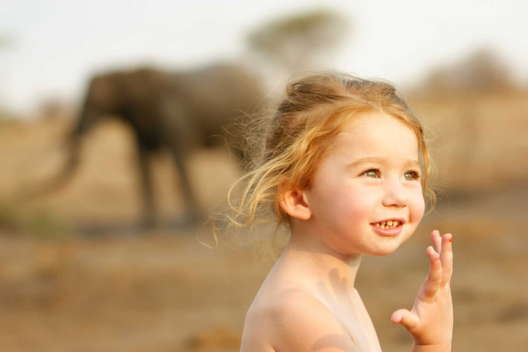 Family safaris in Botswana with Chase Africa Safaris
