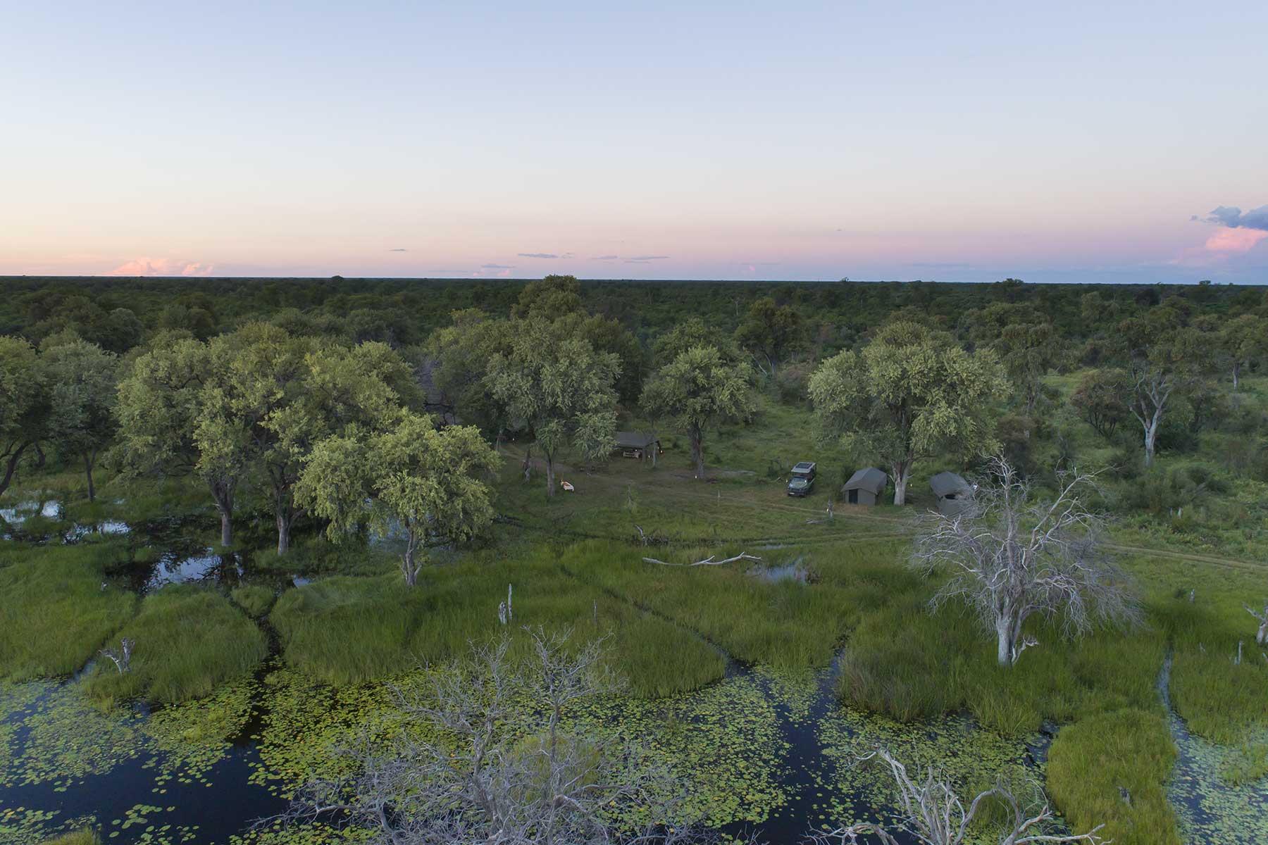 Okavango Delta Chase Africa Safaris