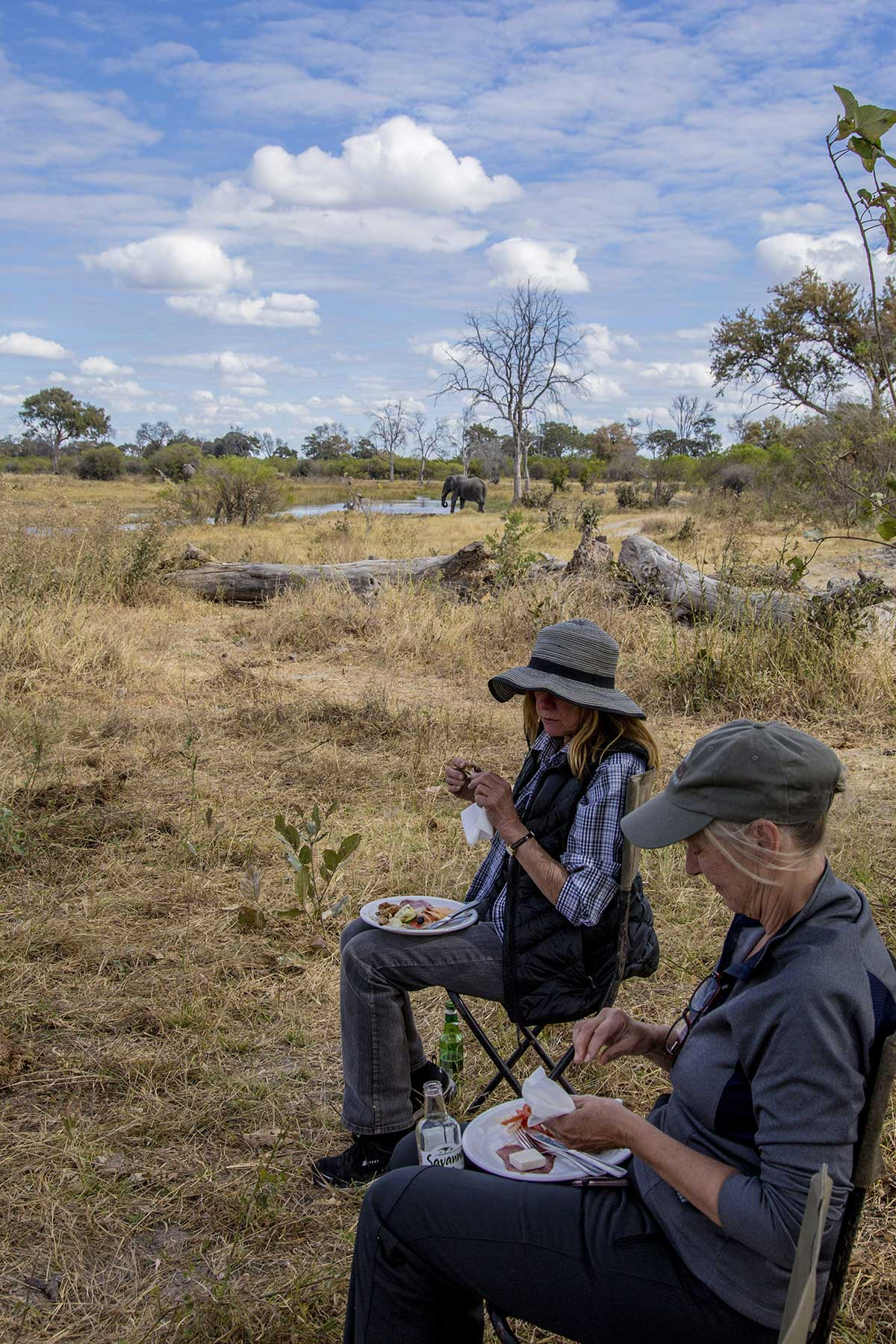 Picnic lunch Chase Africa Safaris
